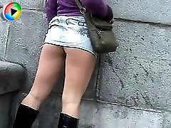 2 movies - Upskirt video voyeur gallery